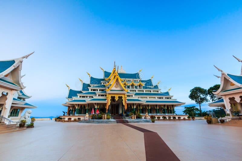 Wat Pa Phukon,泰国 免版税库存照片