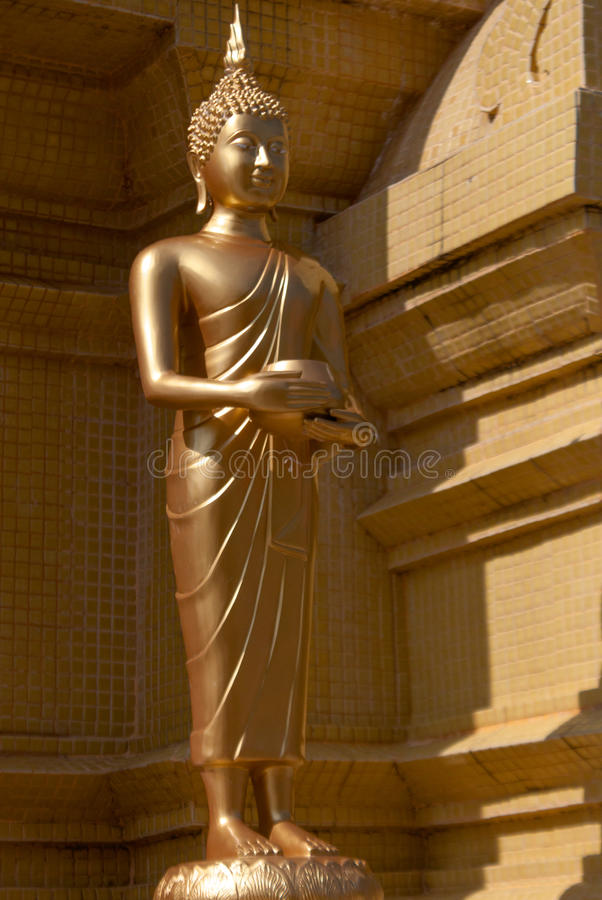 Wat Pagoda Laem Sor, Koh Samui, Tailandia fotografia stock libera da diritti