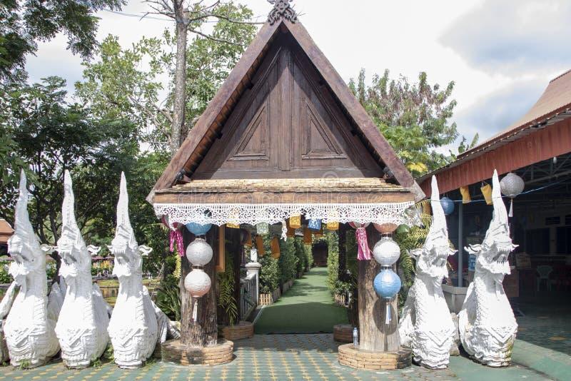 Wat Pan Tao fotografía de archivo libre de regalías
