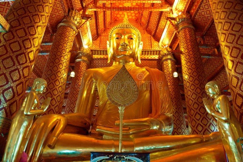 Wat Panancheung en Thaïlande photos stock