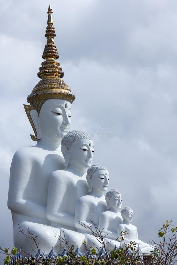 Wat Pha儿子Keaw 库存照片