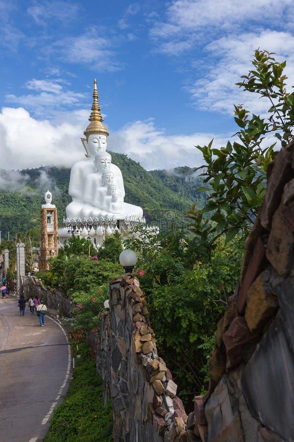 Wat Pha儿子Keaw 图库摄影