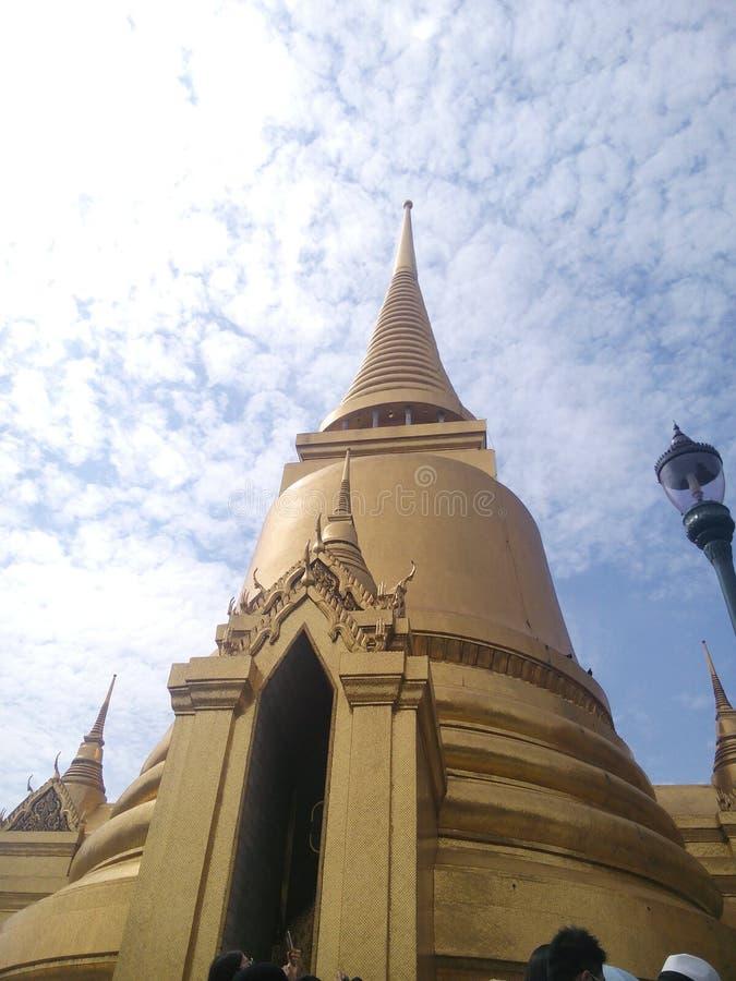Wat pha kaew,泰国 库存图片
