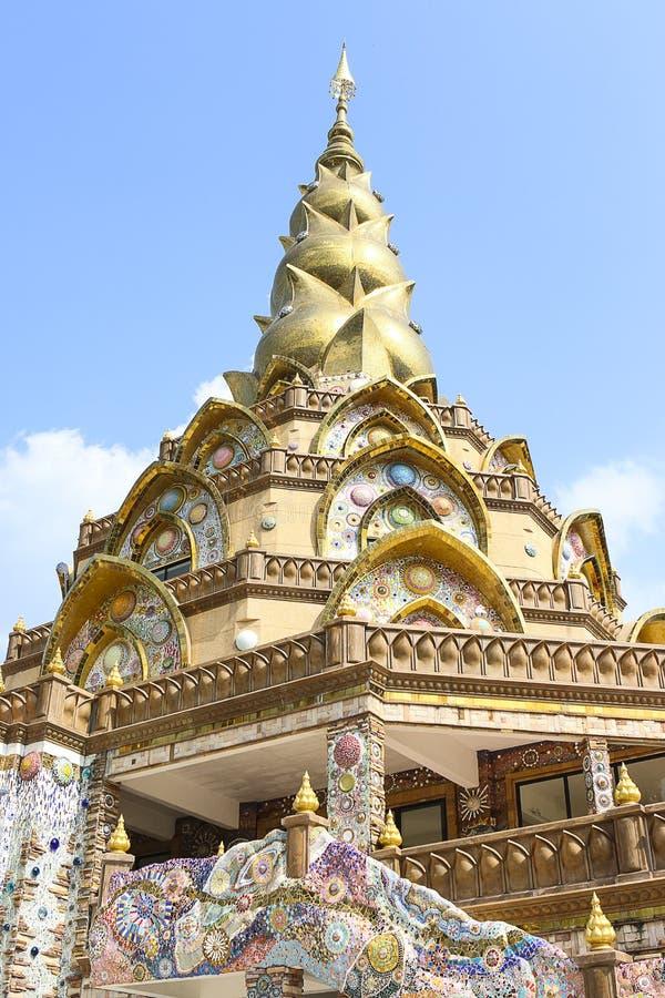 Wat Pha Kaew 库存照片
