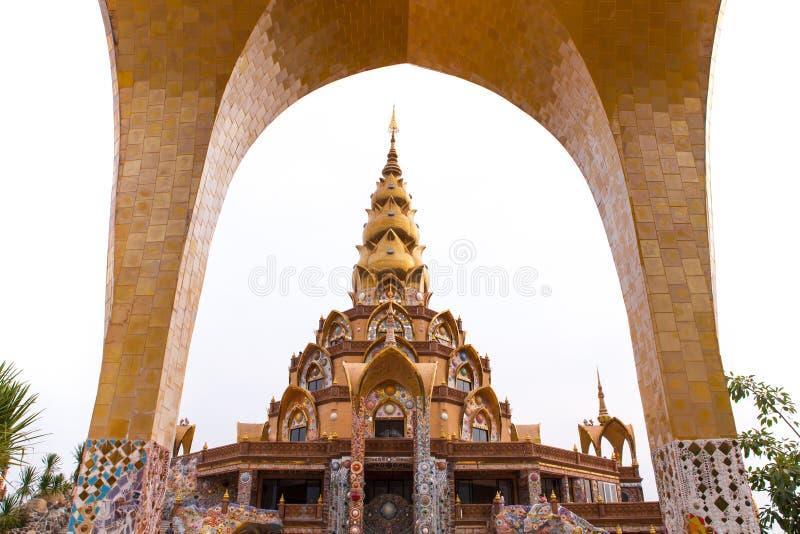 Wat-pha soin keaw Tempel, Thailand stockfotografie
