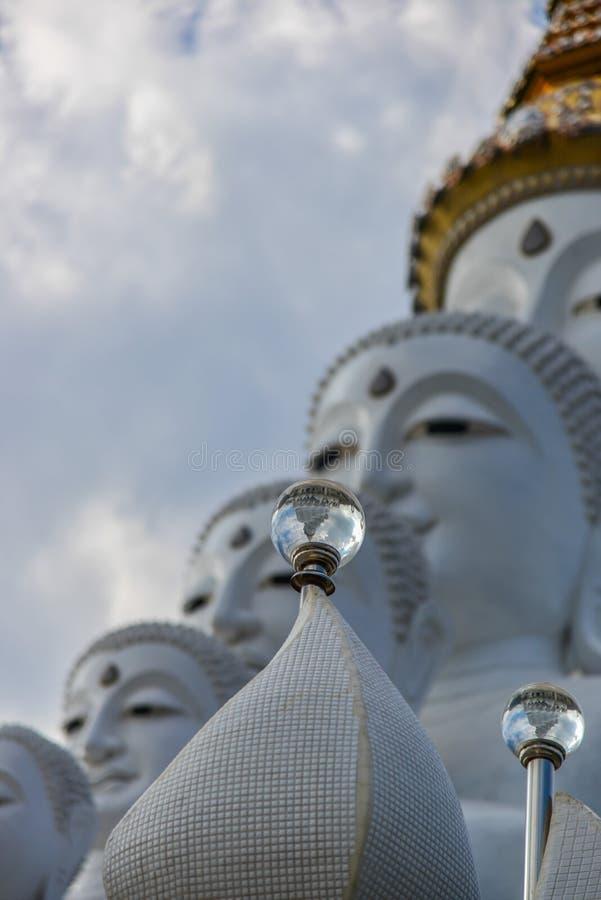 Wat-pha sorn kaew stockbild
