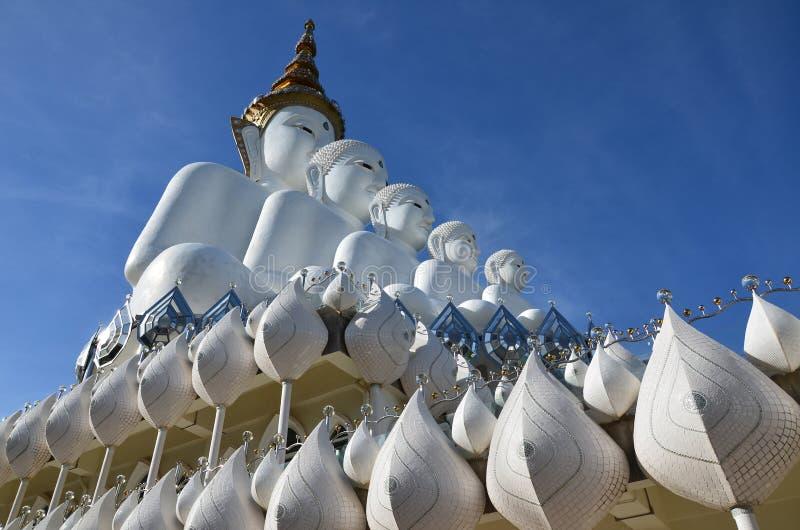 Wat Pha Sorn Kaew dans Phetchabun Thaïlande images libres de droits