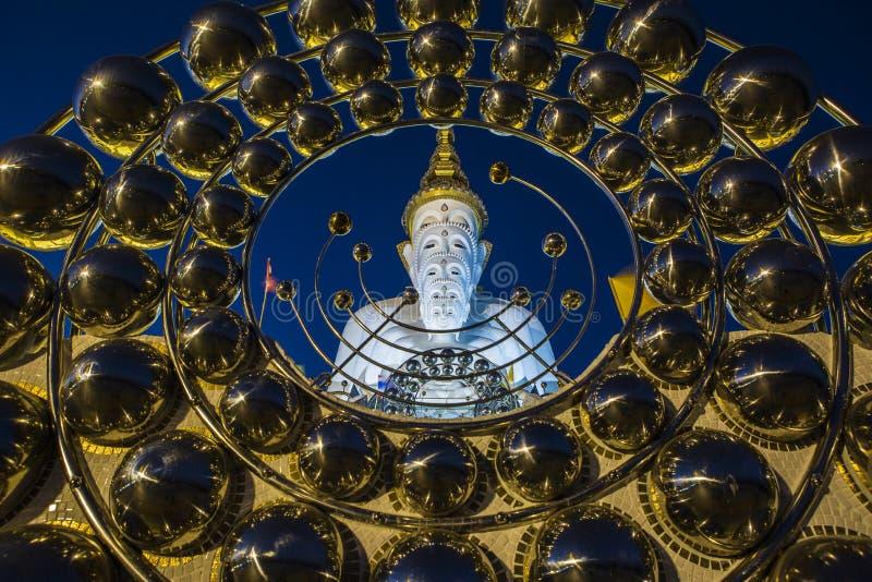 Wat Pha Sorn Kaew - Petchabun imagens de stock