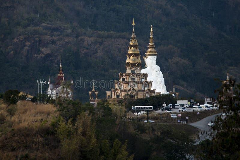 Wat Pha Sorn Kaew - Petchabun fotografia stock libera da diritti