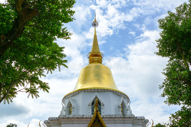 Wat Phadarabhirom fotografía de archivo