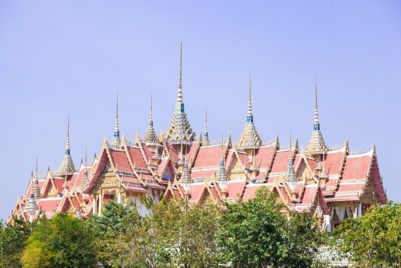 Wat Phai荣Wua 库存照片