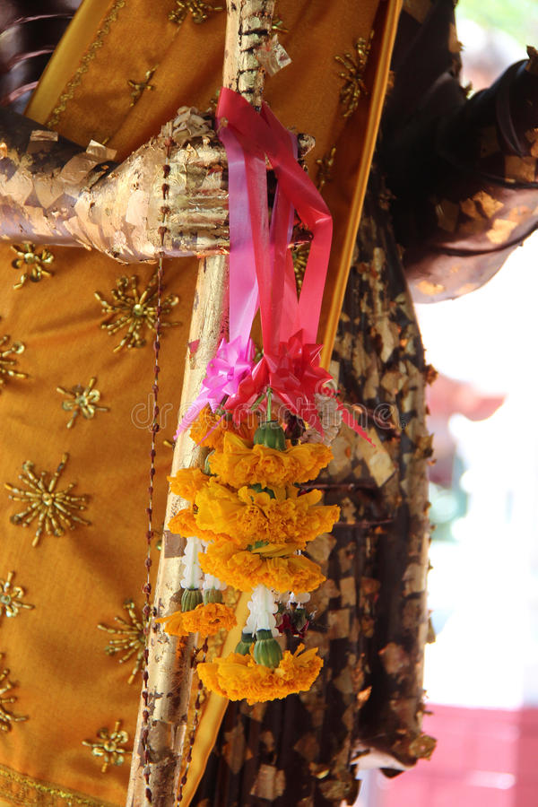 Wat Phan An - Chiang Mai - Thaïlande foto de stock royalty free