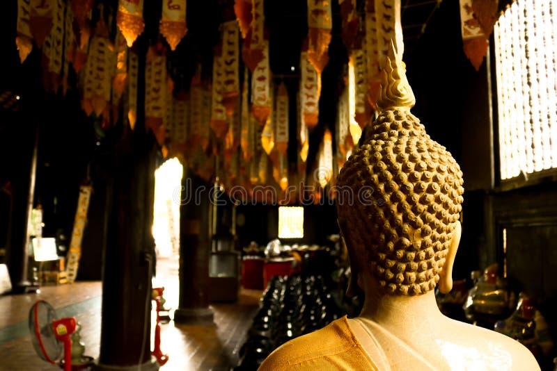 Wat Phan Tao Chiang Mai Thailand stock foto