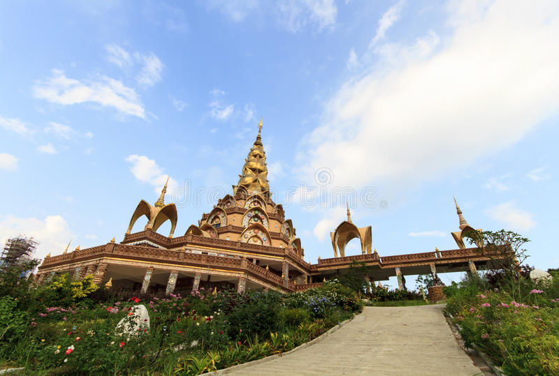 Wat Phasornkaew fotografia de stock royalty free