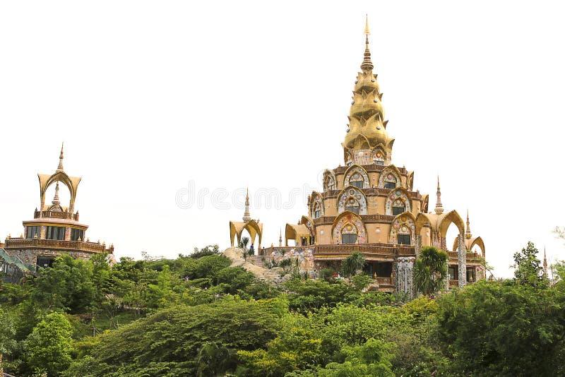 Wat Phasornkaew 免版税库存图片