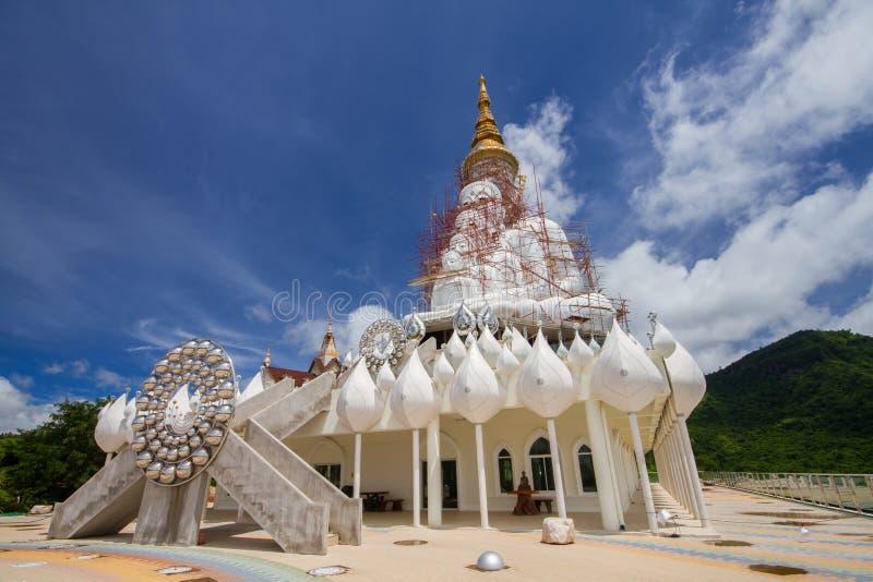 Wat Phasornkaew 库存图片