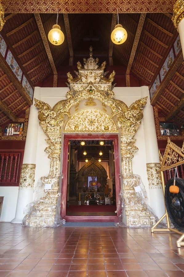 Wat Phaya Wat, Nan, Thaïlande photos stock