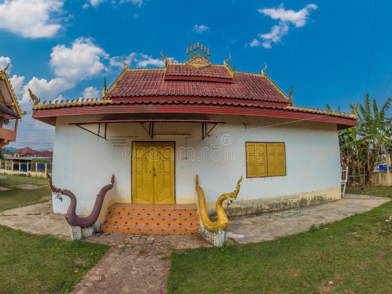 Wat Phia Wat Xieng Khuang, Laos imágenes de archivo libres de regalías