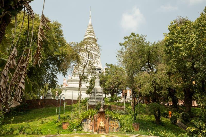 Wat Phnom photo stock