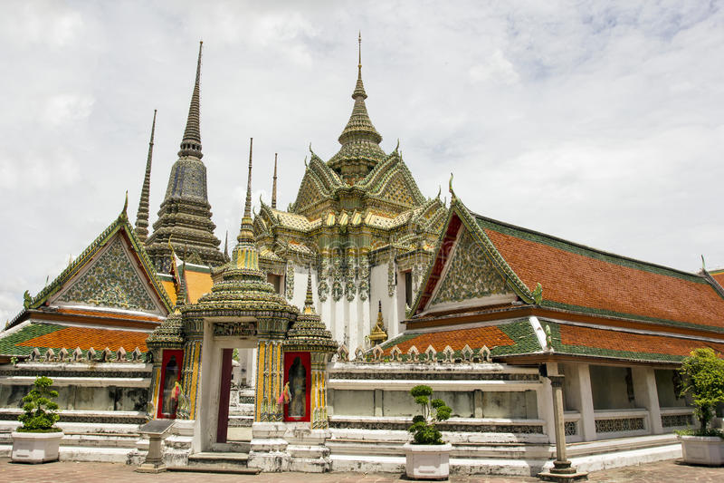 Wat Pho fotografia stock libera da diritti