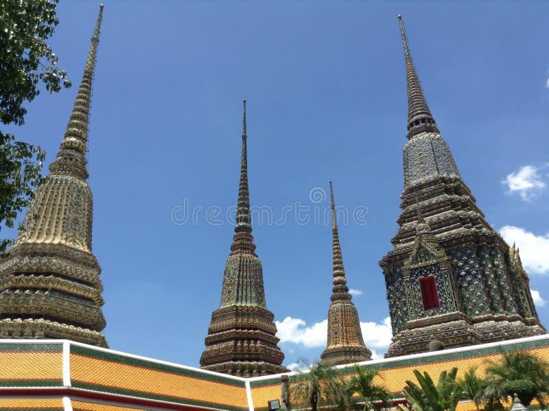 Wat Pho 库存图片