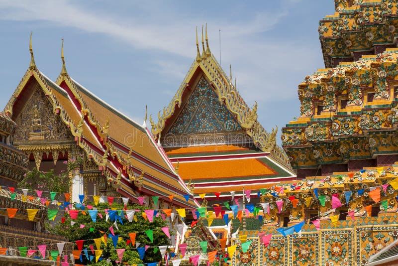 Wat Pho lizenzfreies stockfoto