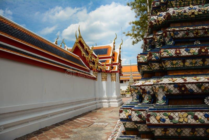 Wat Pho στοκ φωτογραφία