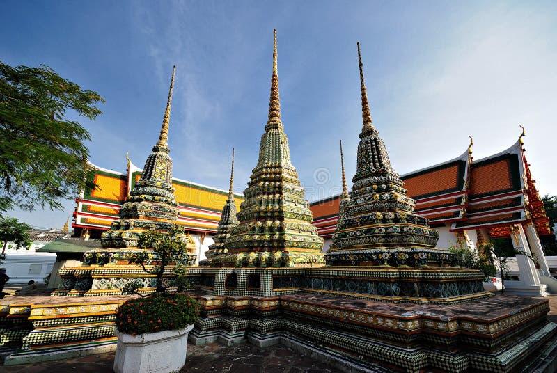 Wat Pho imágenes de archivo libres de regalías