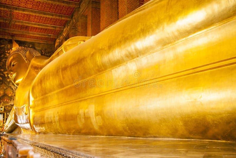 Wat Pho, Bangkok images libres de droits