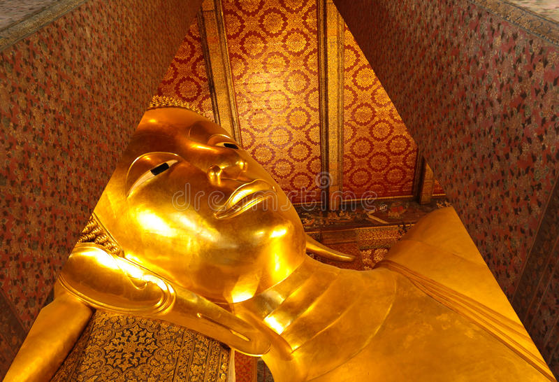 Wat Pho stock images