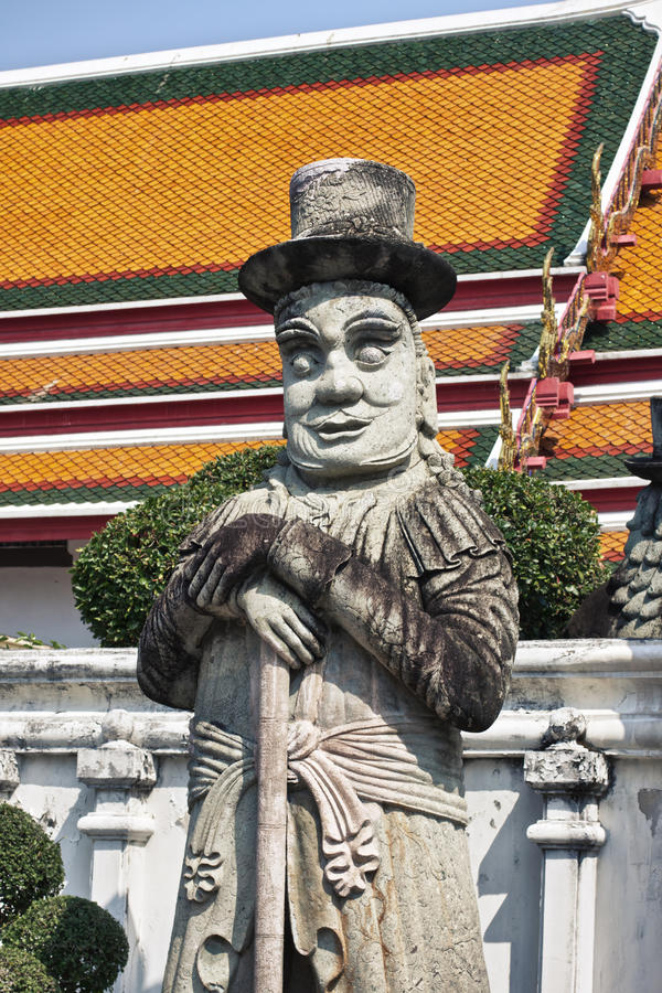 Download Wat Pho Statue Stock Photo - Image: 23678240