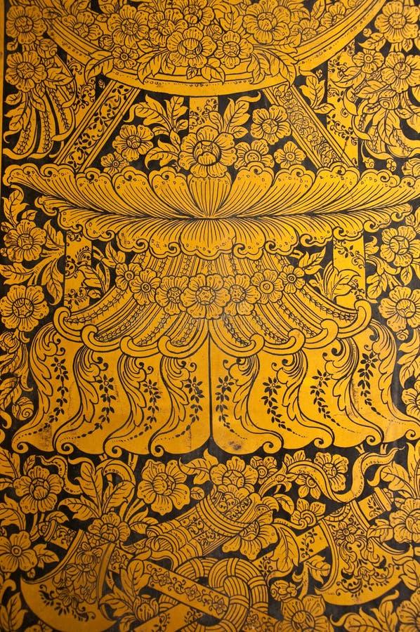 Wat Pho Tempel des stützenden Buddhas lizenzfreie stockfotografie