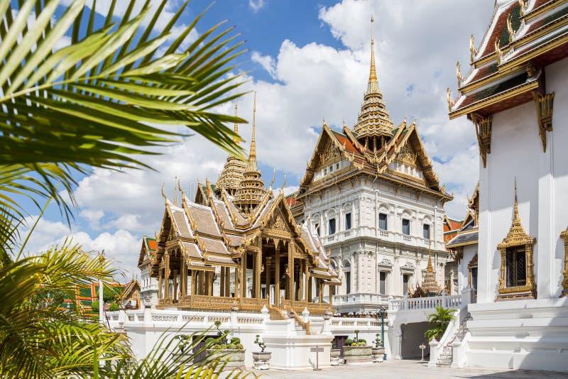 Wat Pho-tempel van Bangkok, Thailand stock foto