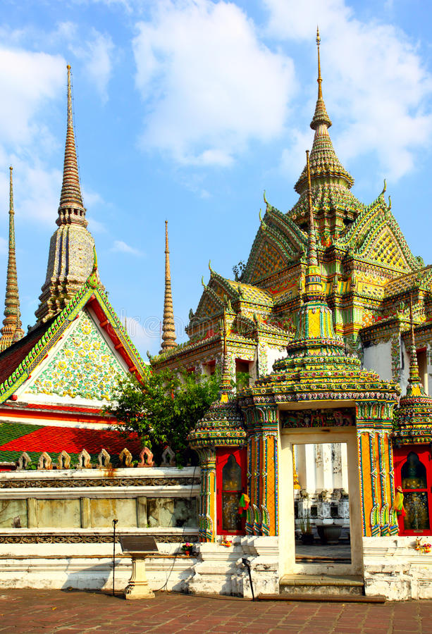 Download Wat Pho Temple Stock Images - Image: 12558974