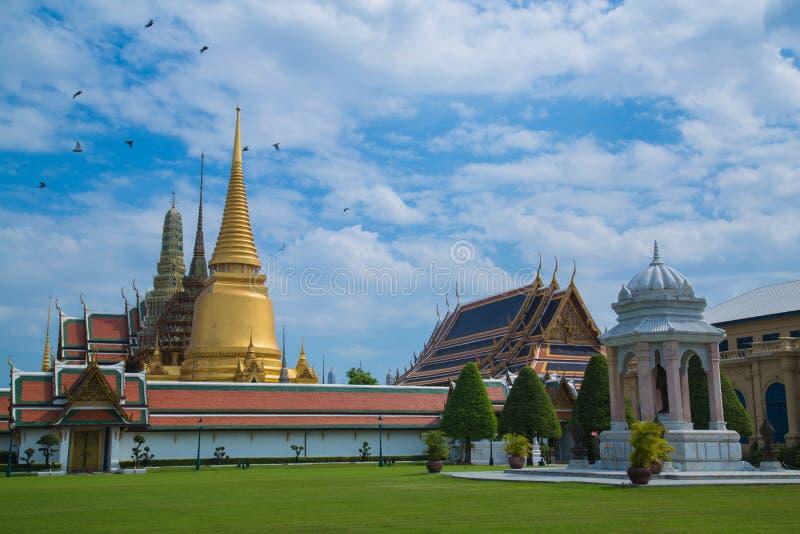 Wat Pho temple Bangkok royalty free stock photos