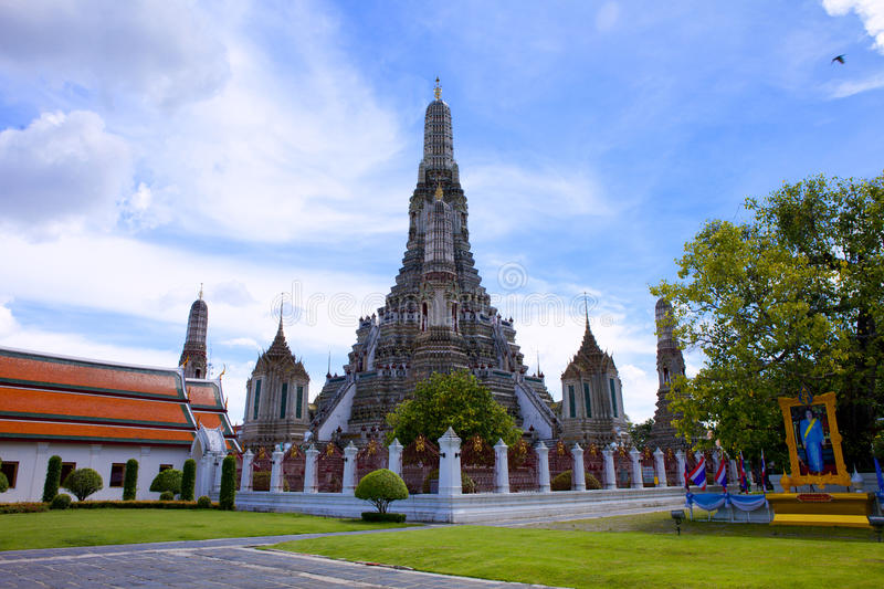 Download Wat Pho In Thailand Stock Photo - Image: 16402320