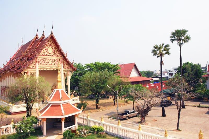 Wat Phothisomphon royaltyfri fotografi