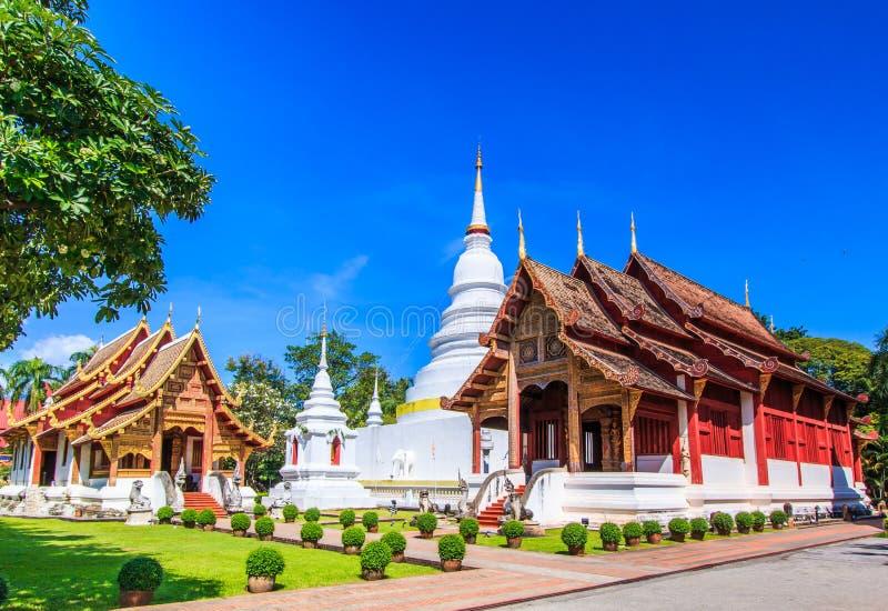 Wat Phra唱歌 库存照片