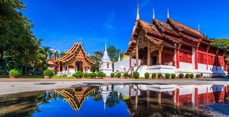 Wat Phra唱歌 免版税库存图片