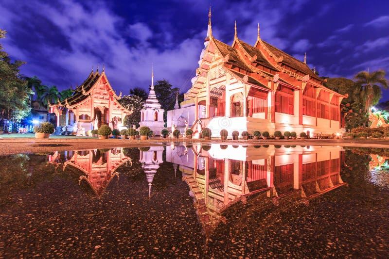 Wat Phra唱歌 图库摄影