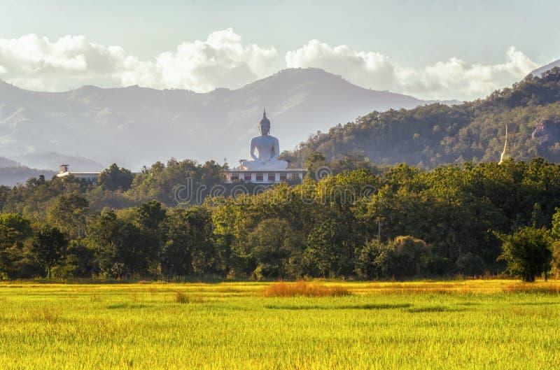 Wat Phra которое Doi Lon природы, Tak стоковое фото
