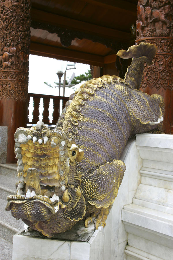 Wat Phra которое Doi Suthep в Чиангмае, Таиланде стоковое фото rf