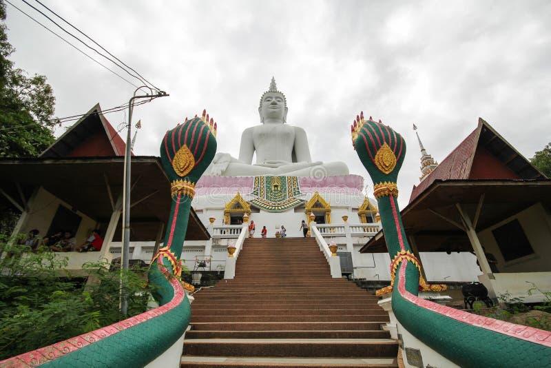 Wat Phra Bat Phu Pan Kham, Khon Kaen, Thailand royalty-vrije stock foto