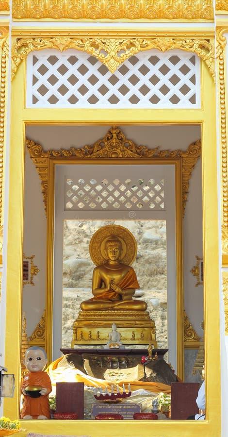Wat Phra die Doi Suthep royalty-vrije stock fotografie
