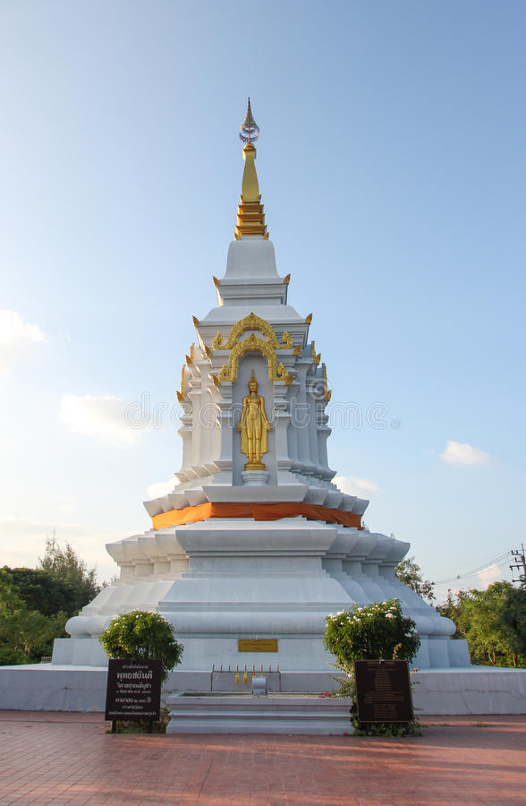 Wat Phra die Doi Suthep royalty-vrije stock afbeeldingen