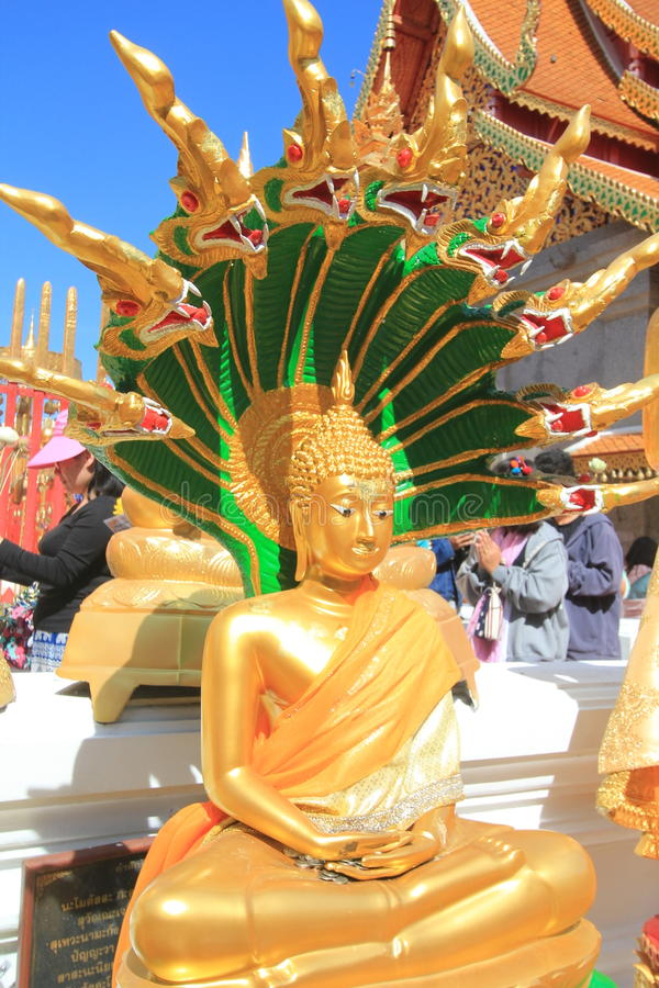 Gautama, buddha, statue, carnival, temple, tradition, religion, place, of, worship, festival, wat, shrine royalty free stock photo
