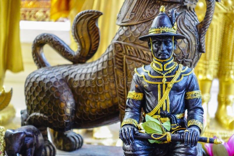 Wat Phra That Doi Suthep in Chiang Mai, Thailand royalty-vrije stock afbeeldingen