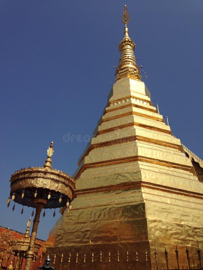 Wat Phra esse Doi Suthep fotografia de stock royalty free