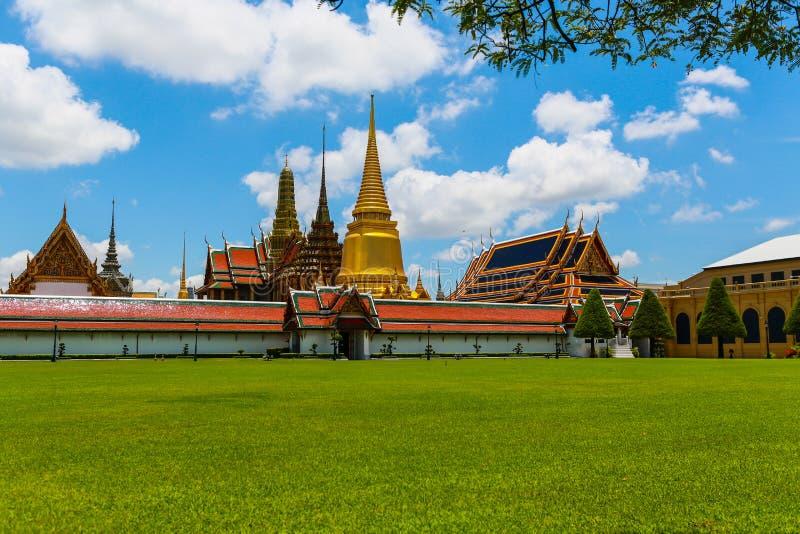 Wat Phra Kaeo obraz stock