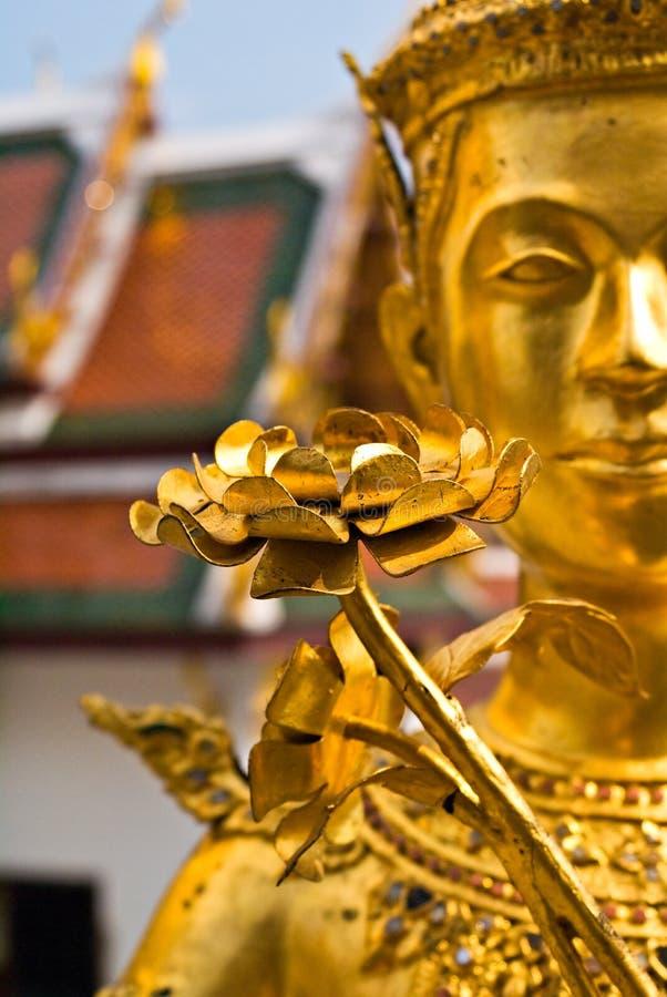 Wat Phra Kaeo. Stock Images
